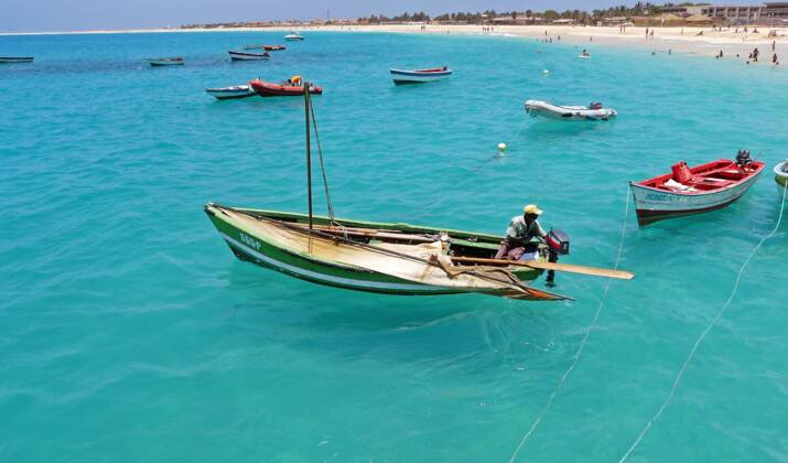 Cap-Vert : à Fogo, la vie dans le ventre du volcan