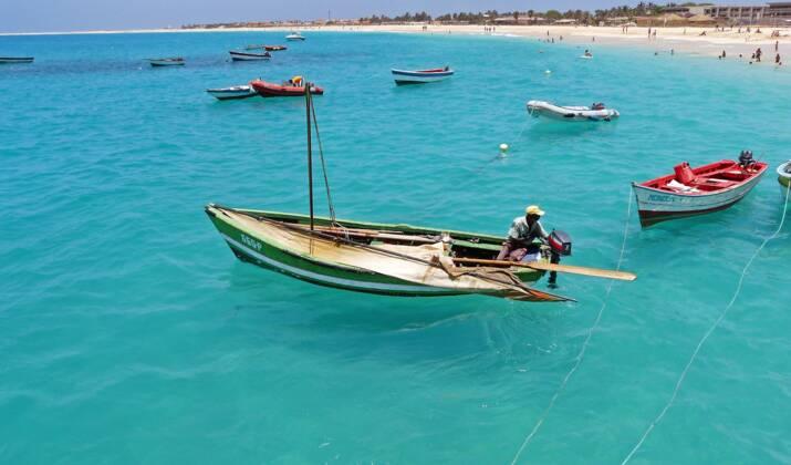 Le Cap-Vert dans le nouveau magazine GEO