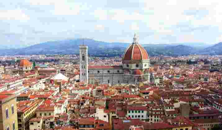 Découverte de deux peintures perdues lors de travaux au musée des Offices à Florence
