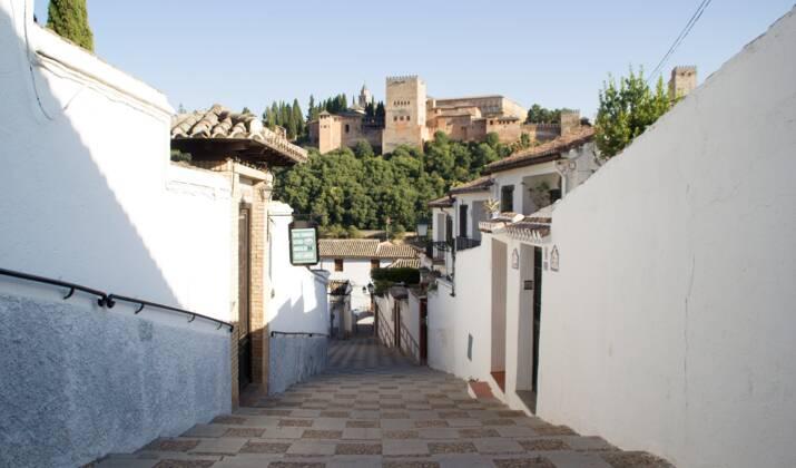 Quiz spécial Andalousie