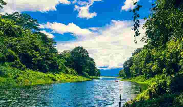 Les vestiges d'une cité perdue exhumés au Honduras