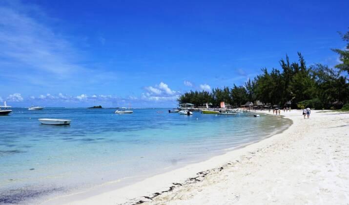 Marée noire à Maurice: l'île de la Réunion pas menacée