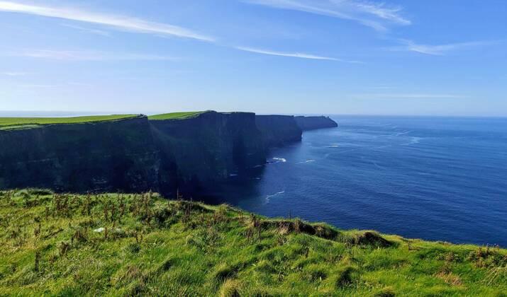 Le parc national du Connemara se pare de splendides couleurs pour la Saint-Patrick