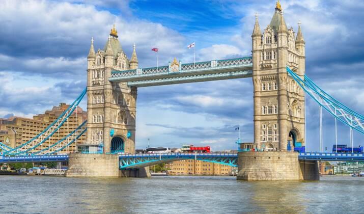 Brexit: à Londres, les touristes profitent de la faible livre