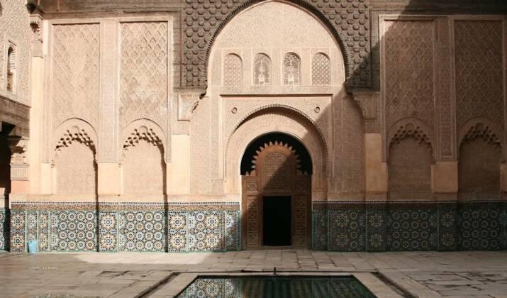 Maroc : Fès, belle de jour, belle de nuit