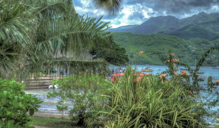 VIDÉO – Les îles Marquises vues du ciel