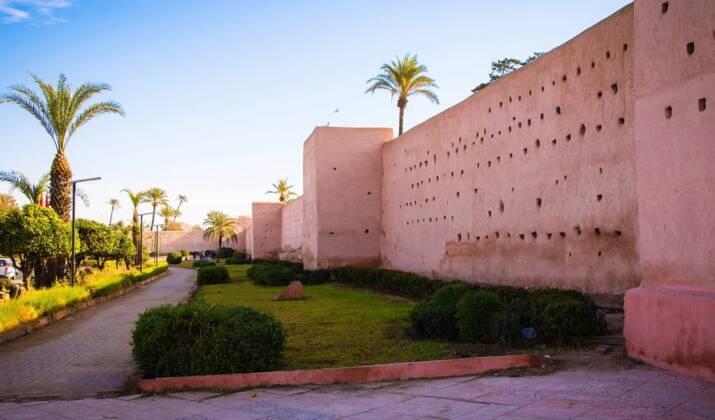 Le vieux quartier juif de Marrakech renaît