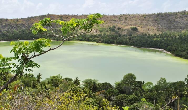 Mayotte : après les séismes de 2018, un nouveau volcan sous-marin est né au large de l'île