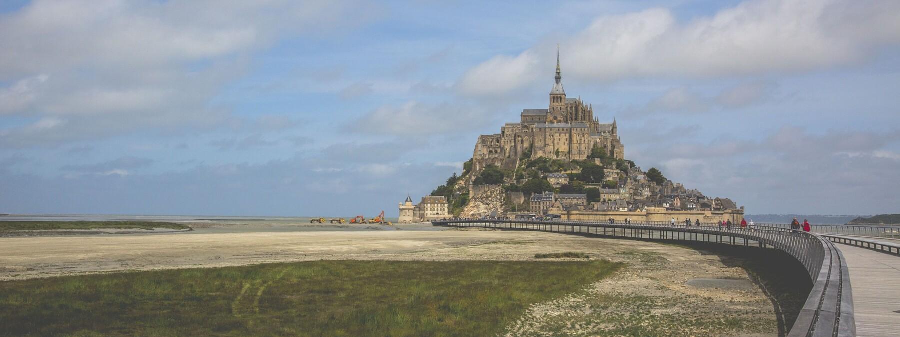 Basse-Normandie, Calvados, Orne, Cotentin et baie du Mont-Saint-Michel