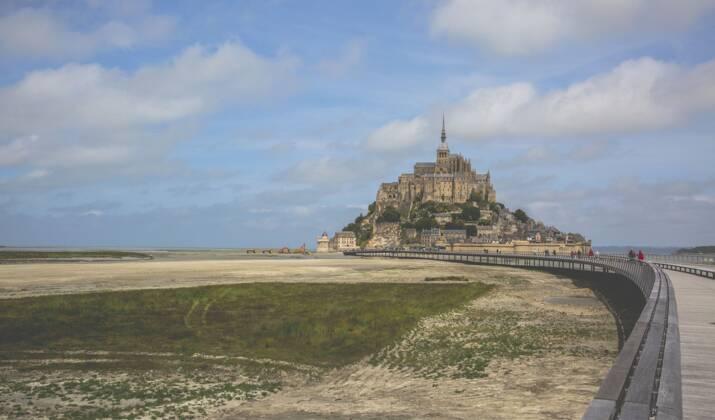 L'abbaye du Mont-Saint-Michel rouvre lundi 15 juin
