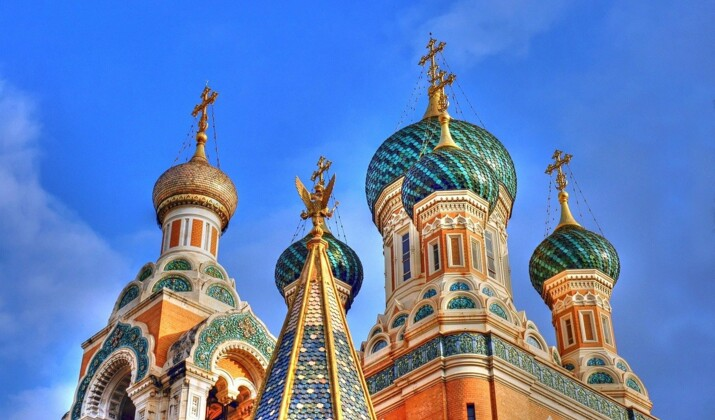 Moscou l'Etincelante