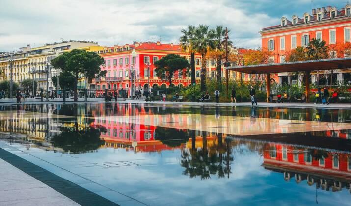 Nuits techno dans le Vieux-Nice