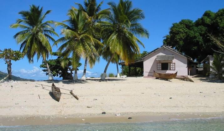 Madagascar : écolodge sur une île paradisiaque