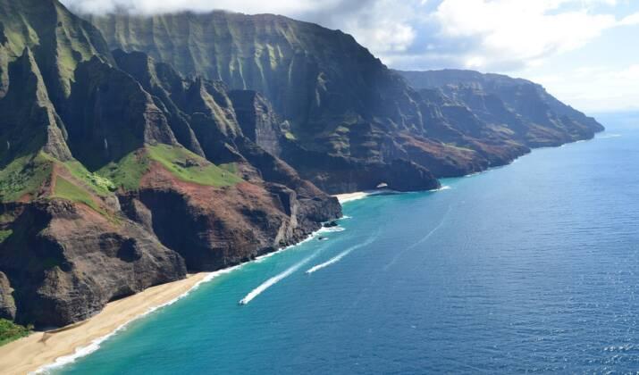VIDÉO - A Hawaii, 3 922 marches pour une vue époustouflante