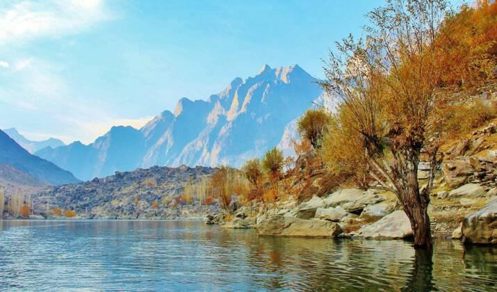 Zabardast : une vertigineuse aventure dans les montagnes pakistanaises du Karakoram