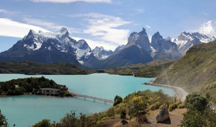 Ils ont relié la Patagonie chilienne au Pérou en parapente