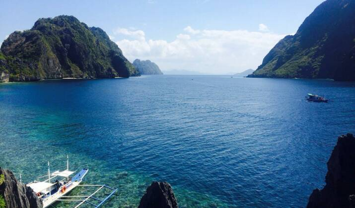 A Palawan , l'empire de nacre d'un exilé breton