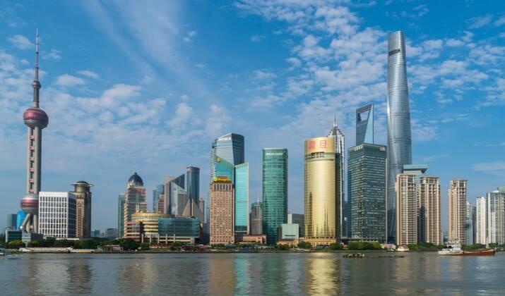 A Shanghai, séance matinale de tai-chi-chuan