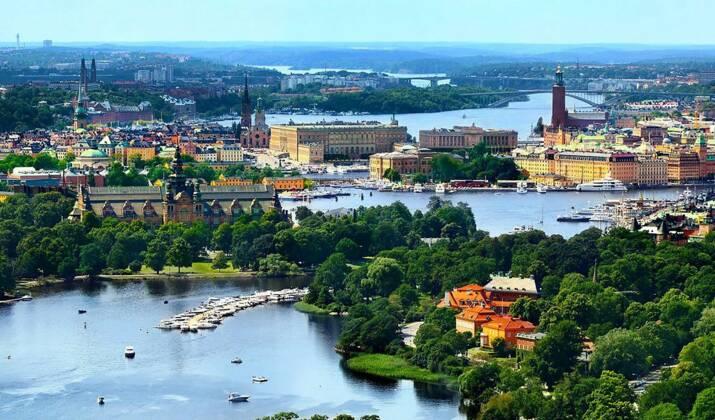 """Une église de Stockholm sonne la chanson """"Wake Me Up"""" d'Avicii"""