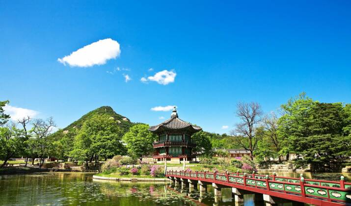 Corée du Sud : Jirisan, terre des ours et des dieux