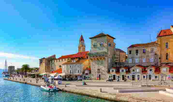 Croatie : escale à Zlarin, paradis verdoyant