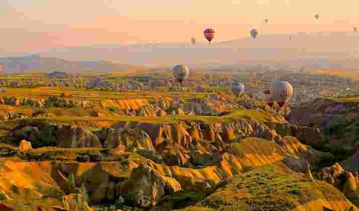 Turquie : petite histoire du loukoum, le divin délice de Byzance