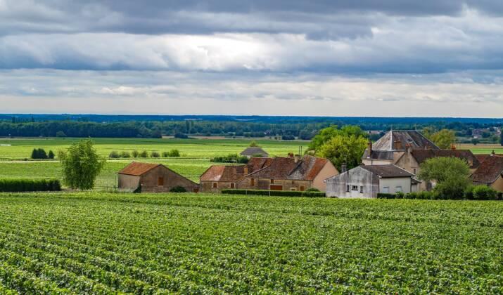 Bourgogne : Quarré, le village où il pleut des tombes