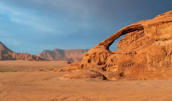 Un tombeau hors du commun découvert en Jordanie