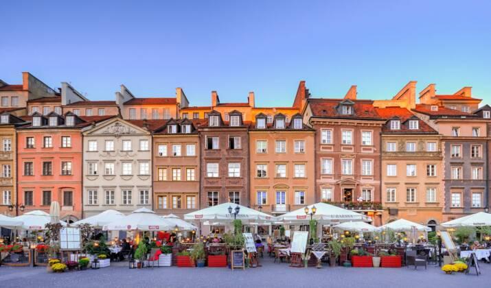 En Pologne, manger son plat et son assiette, c'est possible