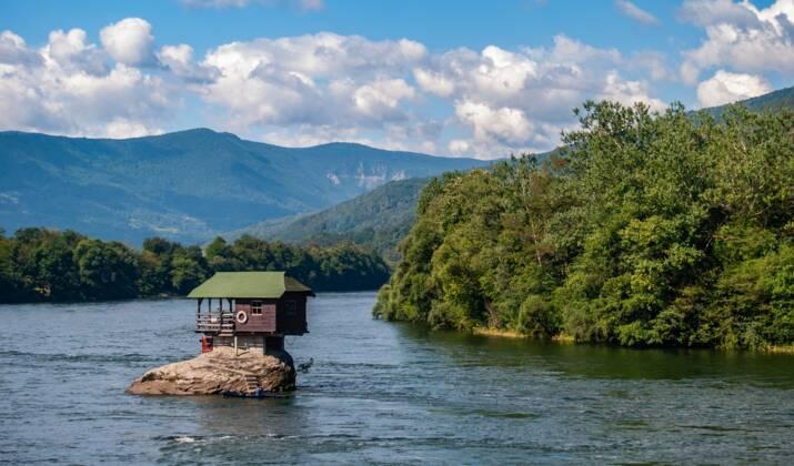 En Serbie, pourquoi le Danube n'est-il ni beau ni bleu ?