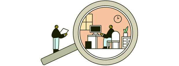 Surveillance employés