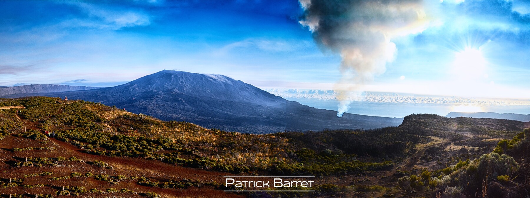 Patrick Barret