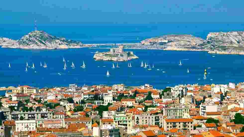 Marseille Reste La Capitale De La Culture Fond D Ecran Gratuit Geo Fr