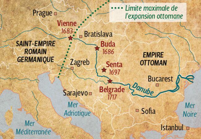 Au Temps Des Duels Sur Le Danube Entre Chretiens Et Musulmans Geo Fr