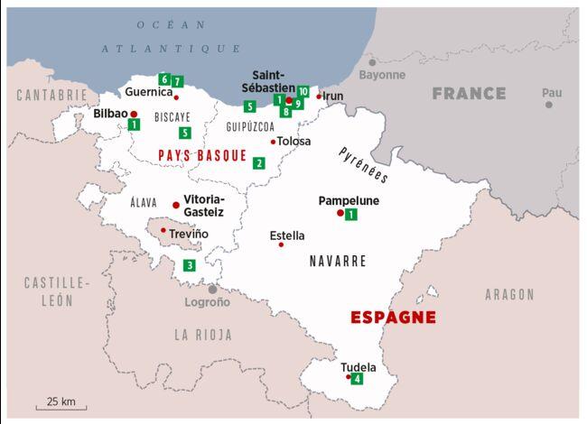 10 Etapes Incontournables Pour Decouvrir La Cuisine Du Pays Basque