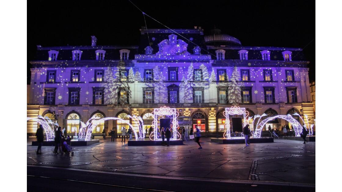 Noël à Clermont Ferrand