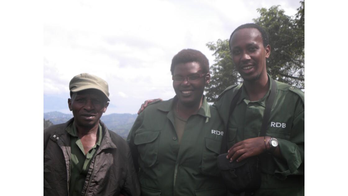 RWANDA PARC NYUNGWE