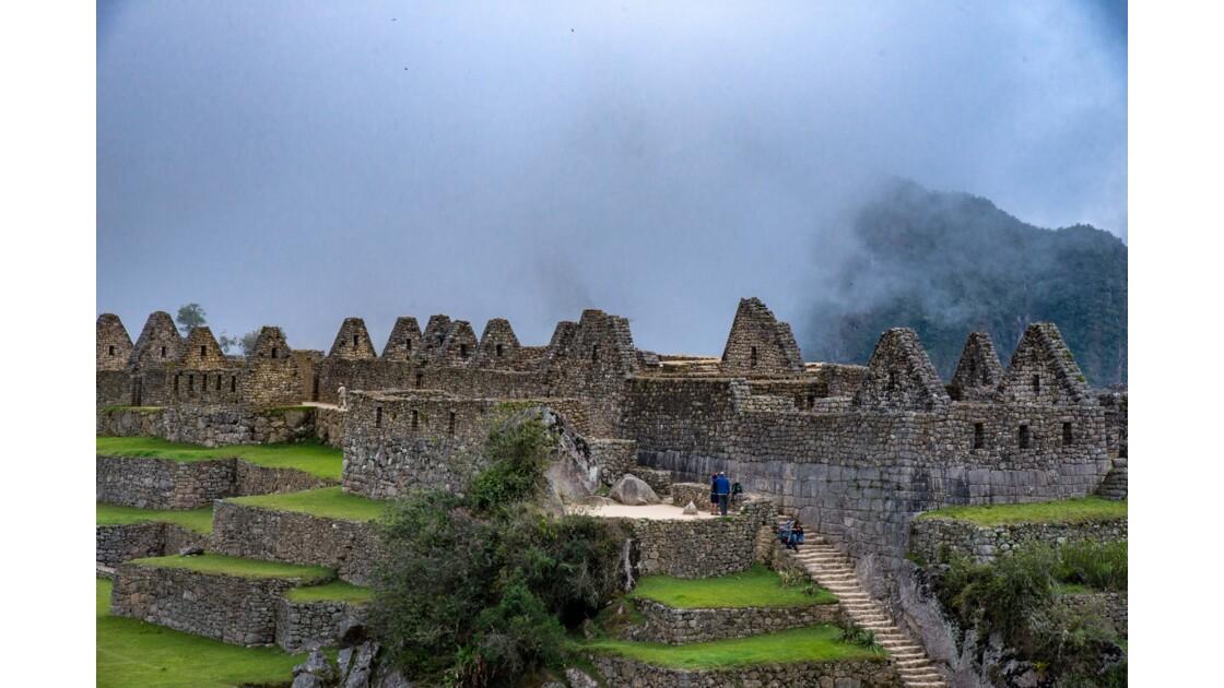Le Machu Picchu ,mystère Inca