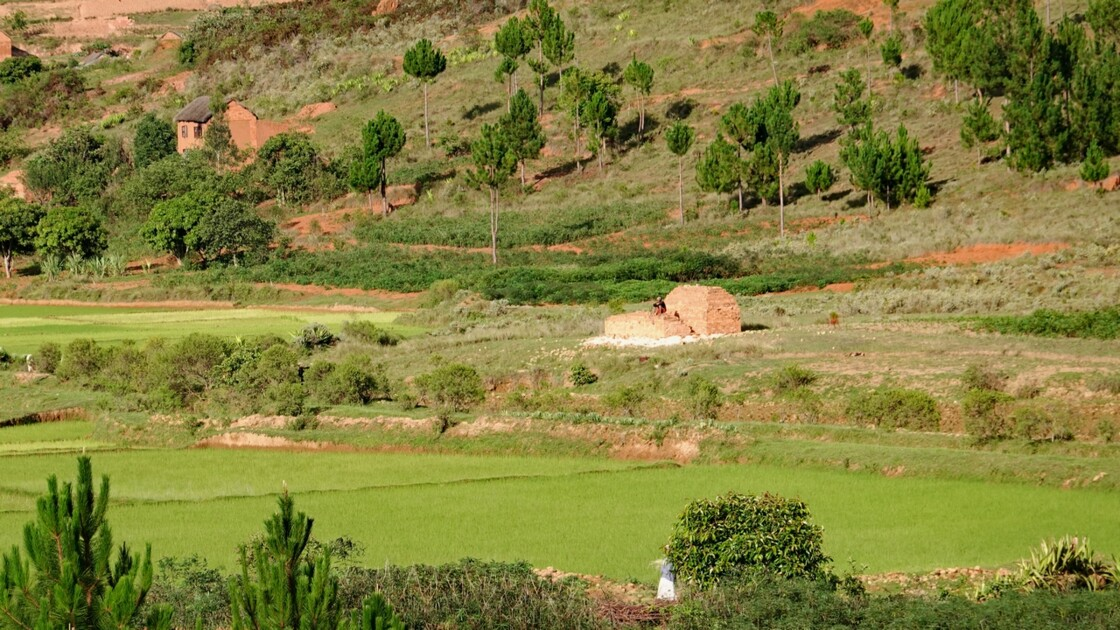 Madagascar D'Ambatolampy à Antananarivo 8