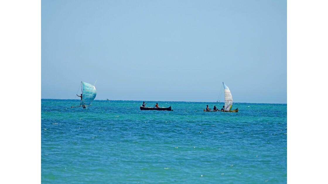 Madagascar Port de pêche d'Ifaty 21