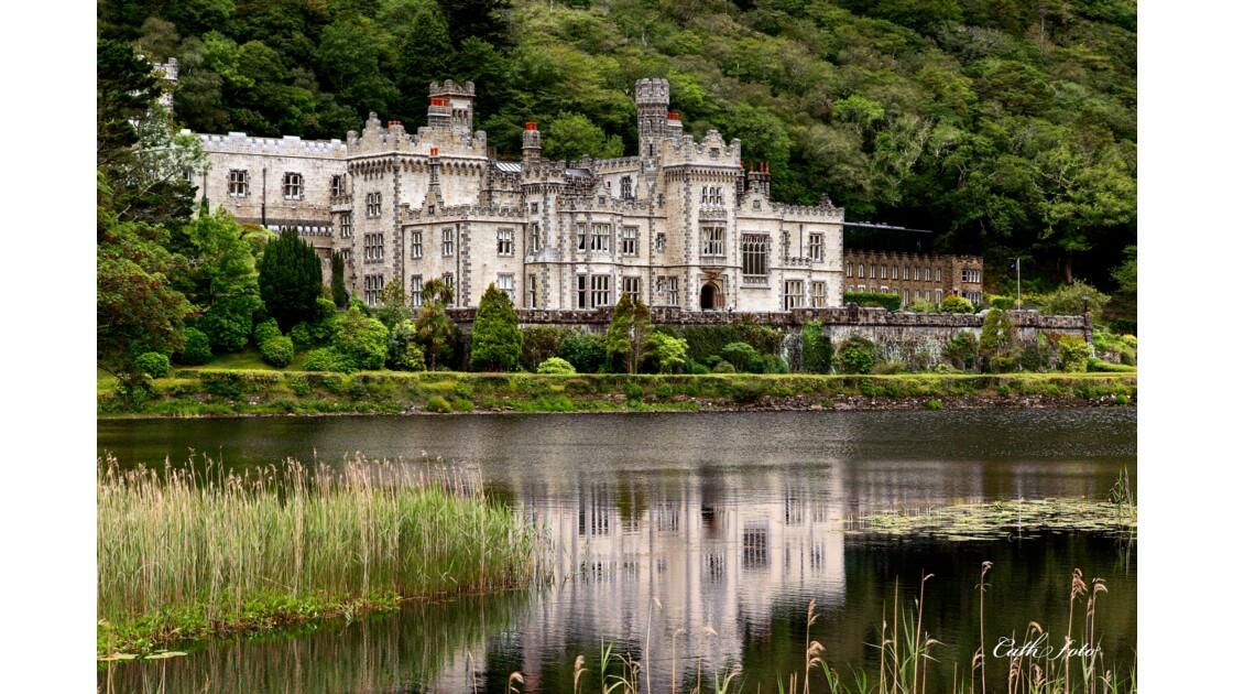Kylemore Abbey Irlande