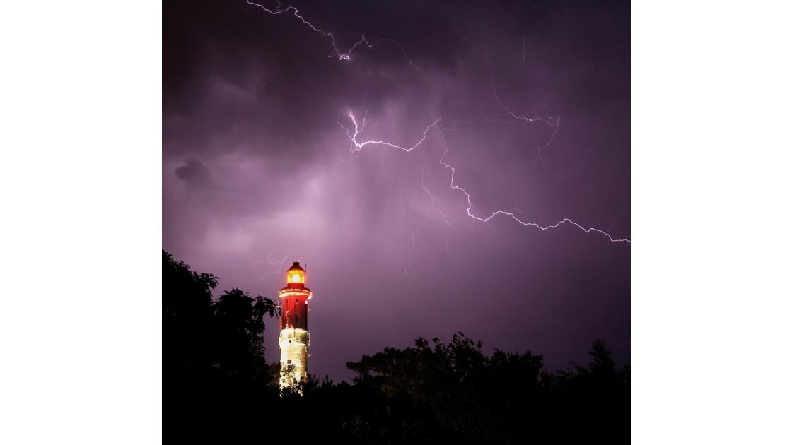 Intempéries et orages