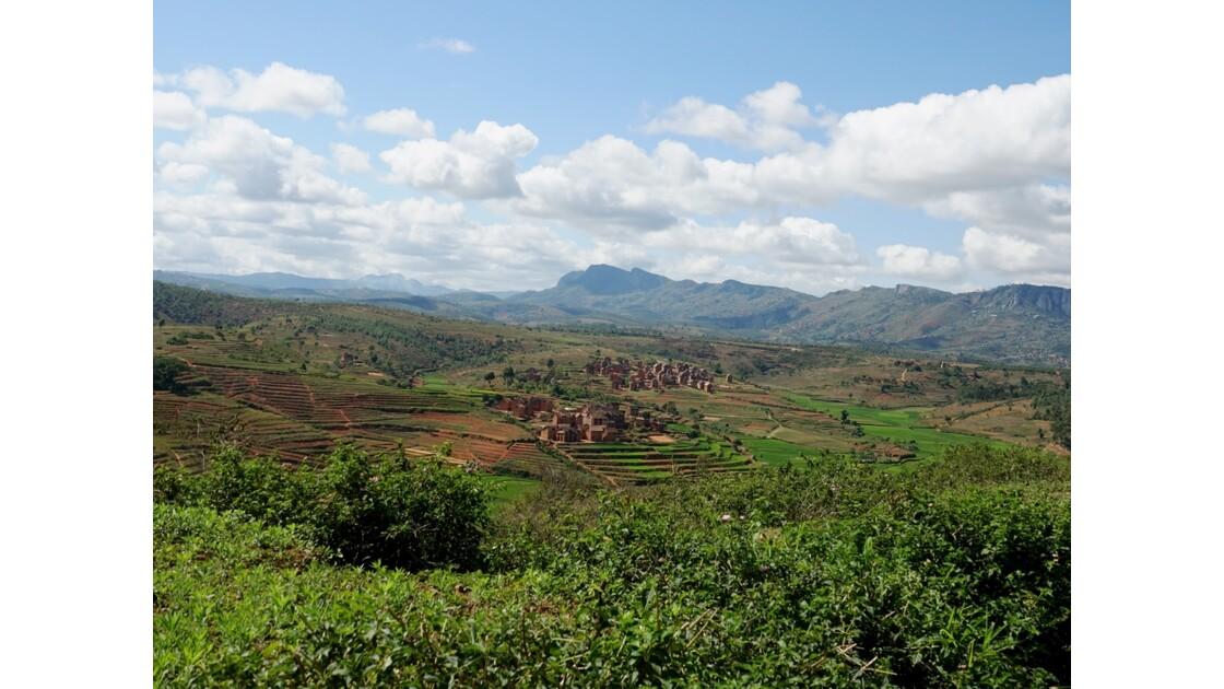 Madagascar RN 25 entre Ranomafana et Ambositra 10