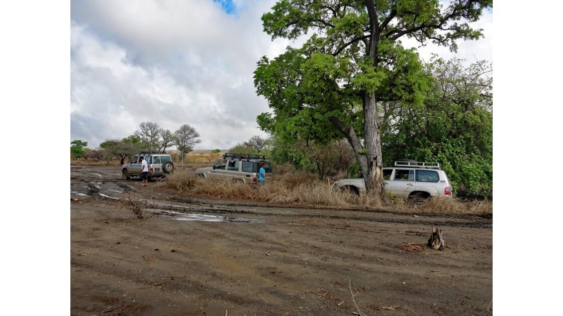 Madagascar Piste de Manja à Bevoay 7
