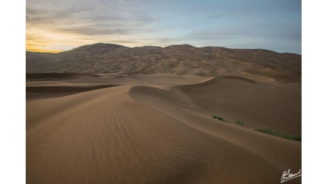 Badan Jaran, désert Mongolie intérieure, Chine