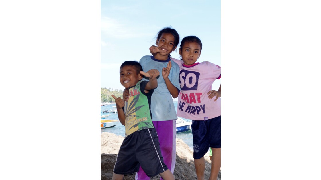 Gosses de lombok