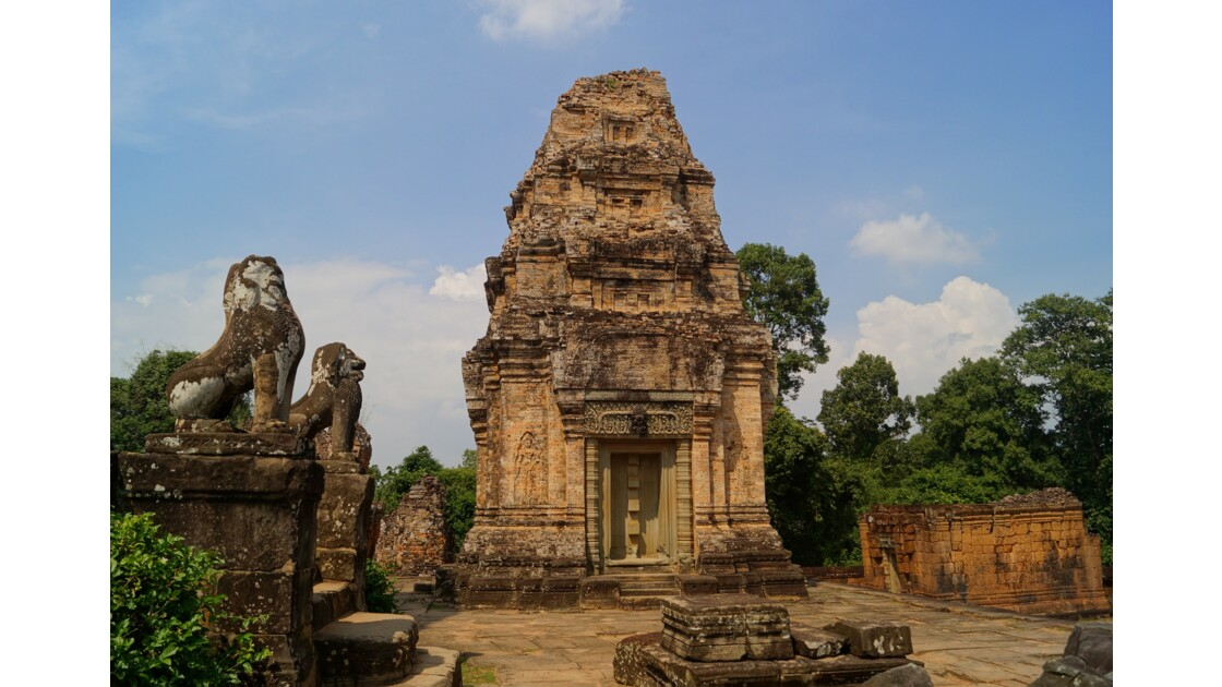 Angkor - East Mebon Temple