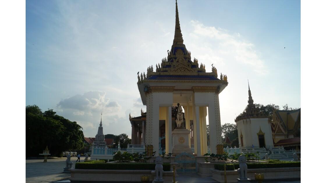 Palais royal de Phnom Penh