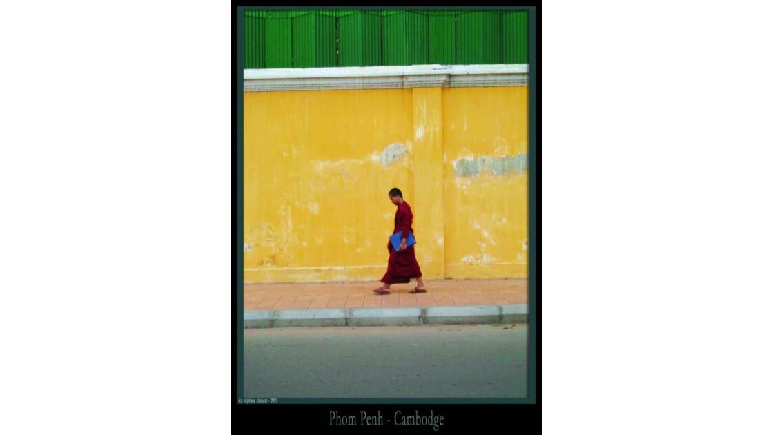 Bonz à Phom Penh