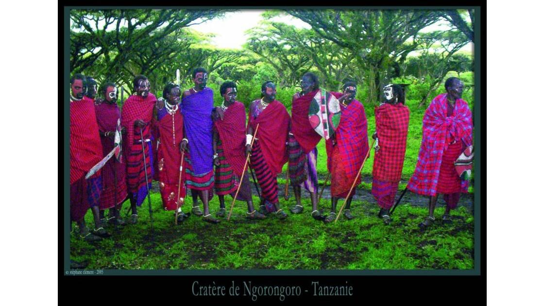 Danse Masaï